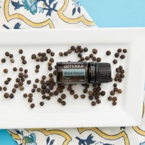 olio essenziale di pepe nero doTERRA